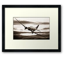 DC3 Dakota Gooney Bird Framed Print