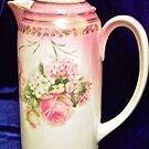 Pink Tea Pot by Shulie1