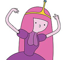 Adventure Time - Princess Bubblegum  Photographic Print