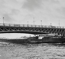 The Neva River by peaky40