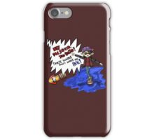 Marty McSquid iPhone Case/Skin