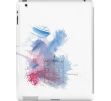 TARDIS Blue iPad Case/Skin