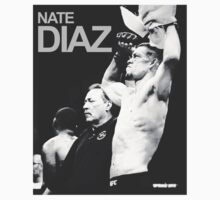 Nate Diaz One Piece - Long Sleeve