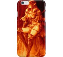 Fall Color Elf Warrior iPhone Case/Skin