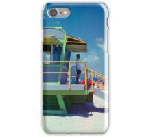 Spring Break Lifeguard iPhone Case/Skin