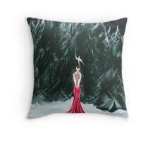 Anja (Little Bird) Throw Pillow