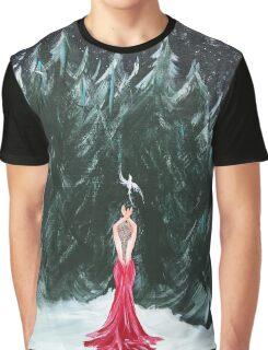 Anja (Little Bird) Graphic T-Shirt