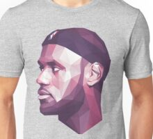 Le Bron James Unisex T-Shirt