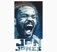 Jon Jones One Piece - Short Sleeve