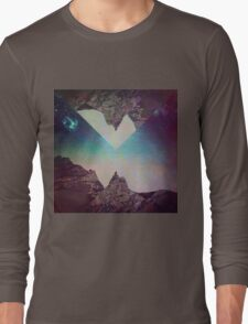 Sneak A Picture. Long Sleeve T-Shirt