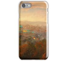 View of Budapest iPhone Case/Skin