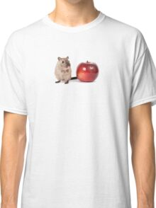 Teacher's Pet - Cute Mouse - T-Shirt Sticker Classic T-Shirt