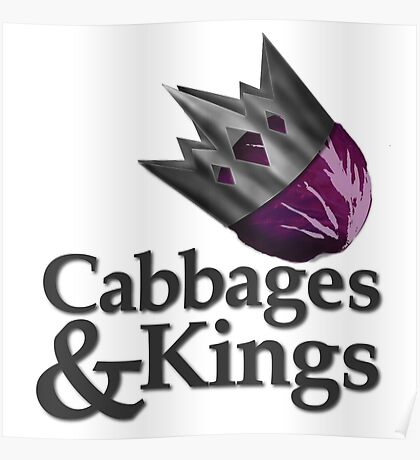 Cabbages & Kings Podcast Poster