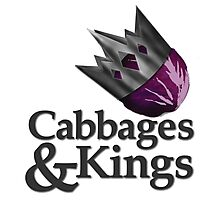 Cabbages & Kings Podcast Photographic Print