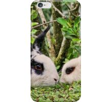 Bunny Love iPhone Case/Skin