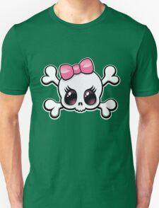 Cute Skull Unisex T-Shirt