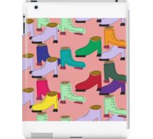 Funny shoe pattern iPad Case/Skin