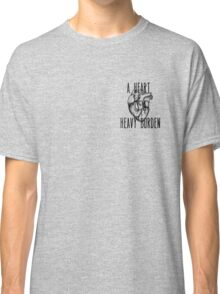 A Heart is a Heavy Burden / Hayao Miyazaki Classic T-Shirt