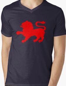State Badge of Tasmania Mens V-Neck T-Shirt