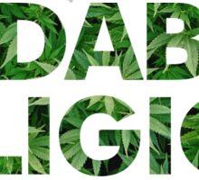 DAB Sticker