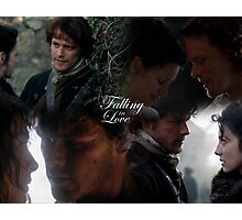 Outlander/Falling in Love Photographic Print