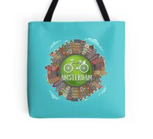 Amsterdam Houses Tote Bag