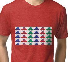 Car pattern Tri-blend T-Shirt