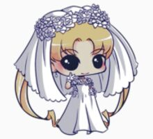 Moon Prism Power, Make Up (Bride Variant) One Piece - Short Sleeve