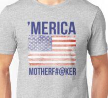 'Merica MFer Unisex T-Shirt