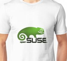 Open SUSE for all Unisex T-Shirt