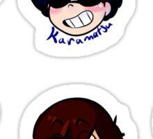 Matsuno Brothers Sticker