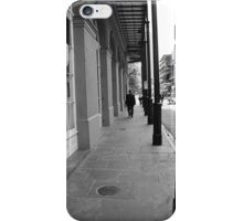 New Orleans Street Photography 1 iPhone Case/Skin