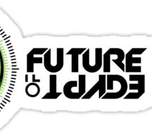 Future Sound of Egypt Aly Fila FSOE Sticker