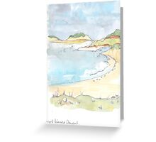 Rosguil Peninsula, Donegal, Ireland Greeting Card