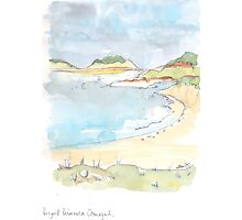 Rosguil Peninsula, Donegal, Ireland Photographic Print