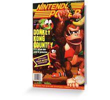 Nintendo Power - Volume 66 Greeting Card