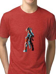 Retro-Bot Tri-blend T-Shirt