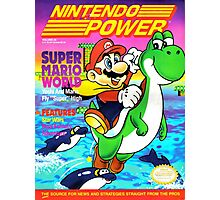 Nintendo Power - Volume 28 Photographic Print
