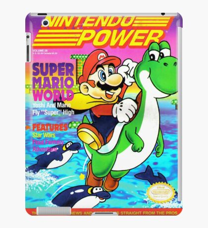 Nintendo Power - Volume 28 iPad Case/Skin