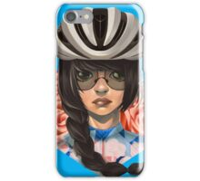 Artist portrait iPhone Case/Skin