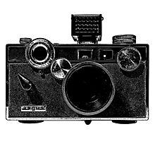 Argus C3 Photographic Print