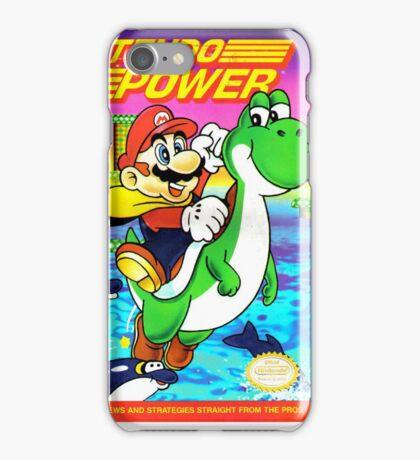 Nintendo Power - Volume 28 iPhone Case/Skin