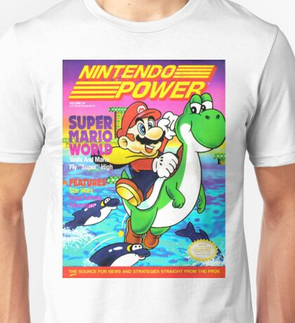 Nintendo Power - Volume 28 Unisex T-Shirt