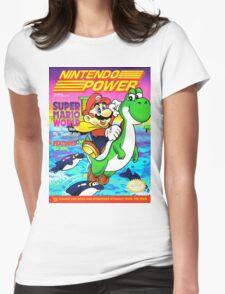Nintendo Power - Volume 28 Womens Fitted T-Shirt