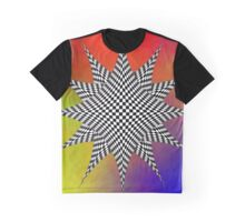 Modern Plasma Graphic T-Shirt