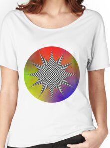 Modern Plasma Women's Relaxed Fit T-Shirt