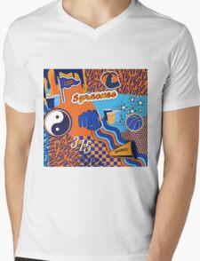 Syracuse  Mens V-Neck T-Shirt