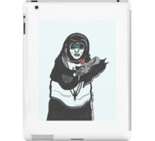 Steampunk Nun iPad Case/Skin