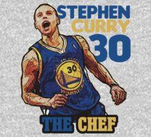 Curry 30 Kids Tee
