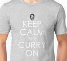 Keep Curry Unisex T-Shirt
